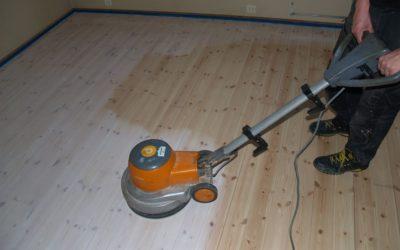 Behandling av gulv